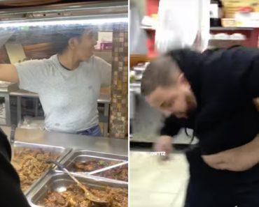 Cliente Envolve-se Numa Briga Num Restaurante Por Causa De Um Abacate 7