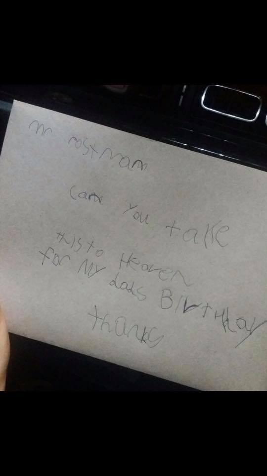 Menino De 7 Anos Escreve Carta Ao Pai Que Faleceu e Recebe Resposta 1