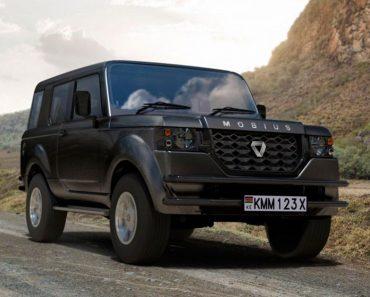 Mobius II: Já Conhece o SUV Queniano Que Só Custa 11 Mil Euros? 7