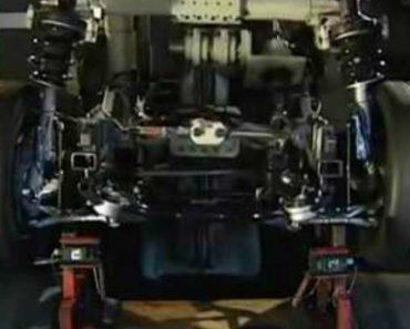 Vídeo Mostra Como São Os Testes De Stress Na Suspensão De Um BMW M5 3