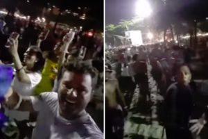 Homem Sofre o Primeiro Assalto De 2019 Enquanto Filmava Festejos Em Copacabana 6