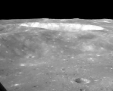 """Chineses Mostram Vídeo Da Aterragem Da Sonda Chang'e-4 No """"Lado Oculto"""" Da Lua 8"""
