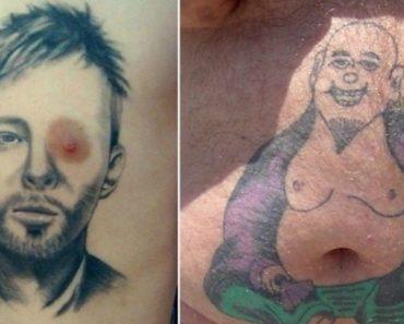 12 Tatuagens Que Definitivamente Ninguém Vai Querer Fazer Igual 4