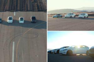 Qual é o Modelo Da Tesla Mais Rápido De Sempre? 9