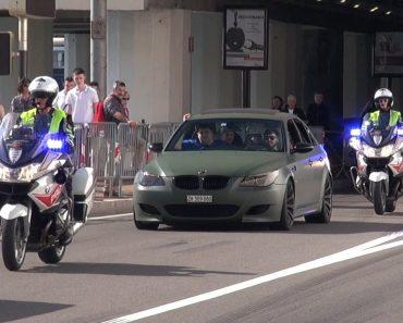 A Dificuldade Da Polícia Do Mónaco Em Impor a Ordem Perante Tantos Condutores De Super-Desportivos 7