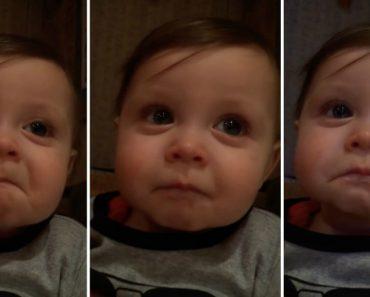Bebé Emociona-se Ao Ouvir Andrea Bocelli e a Personagem Elmo a Cantar 3