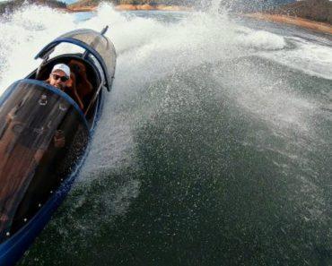 """Muita Adrenalina e Diversão é o Que Garante Este """"Golfinho"""" De Alta Velocidade 5"""