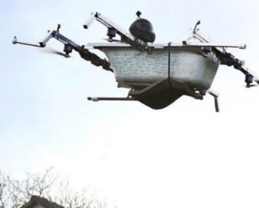Banheira Voadora