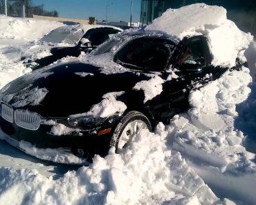As Dificuldades De Se Viver Num País De Muita Neve 8