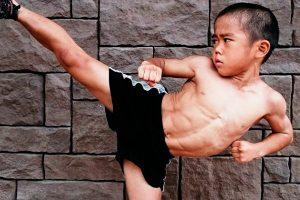 Com Apenas 6 Anos Menino Japonês Já é Chamado de Novo Bruce Lee 9