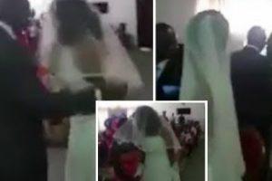 Amante Do Noivo Interrompe Casamento Vestida De Noiva 10