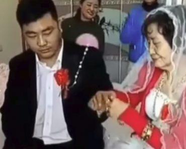Pela Cara De Felicidade Deste Noivo Percebe-se Que Ele Casou Por Amor, Nunca Por Dinheiro! 6
