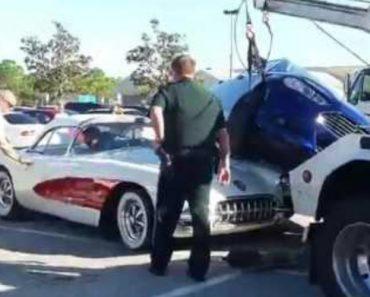 Carro Fica Em Cima De Outro Carro Após Tentativa Falhada De Estacionamento 5