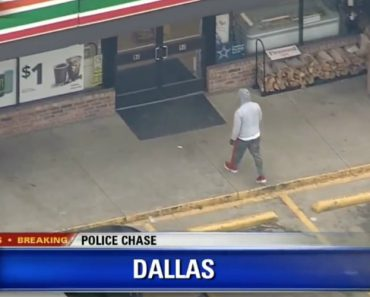 Criminoso Pensou Que Confundiu a Polícia… Mas Estava Em Direto Na Televisão 6