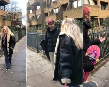 Brasileiros Atacados Por Mulher Em Londres Por Estarem a Falar Português 4