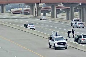 Polícias Sofrem Acidente Quando Tentavam Intervir Em Duas Infrações De Trânsito Diferentes 9