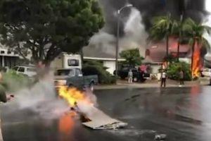 Cinco Pessoas Morreram Depois De Avioneta Colidir Com Casa Na Califórnia 6