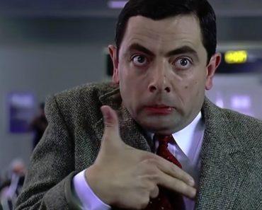 Como Seria Um Filme Em Que o Vilão é o Mr Bean 6