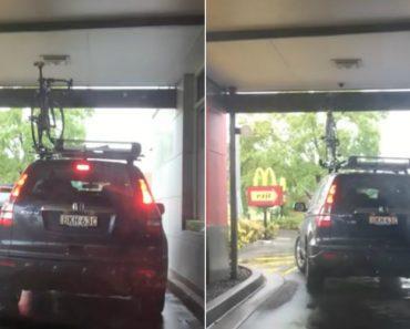 Quando Uma Pessoa Tem Fome e Vai Ao McDonald's é Capaz De Esquecer Tudo 6