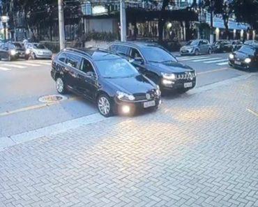 """Condutor Valentão Arma-se Em Chico-Esperto e Acaba """"Humilhado"""" 3"""