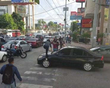 O Que Acontece Quando Os Condutores Não Respeitam a Passagem Para Peões 14