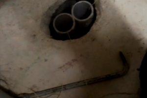Bombeiros Usam Invulgar Método Para Resgatar Gato Preso Dentro De Canalização 10