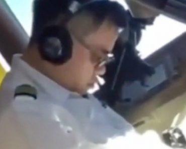 Piloto Apanhado a Dormir Aos Comandos De Um Boeing 747 5