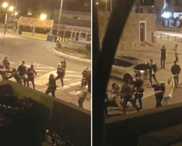 Confronto Violento Em Bar De Carcavelos Obriga a PSP a Disparar 7