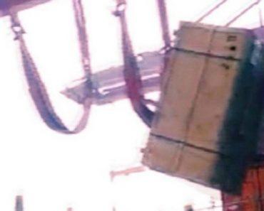 Acidente Com Transporte De Carga Em Navio Quase Acaba Mal Para Trabalhadores 6