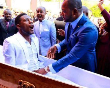 """Falso Morto é """"Ressuscitado"""" Durante Funeral e Pastor Acaba Processado 1"""