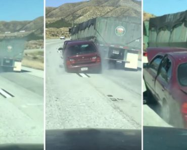 Distraído Condutor Arrasta Carro Durante 5 Quilómetros Sem Nunca Se Aperceber 6