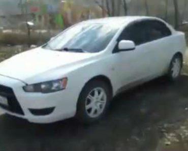 Russo Preparava-se Para Entrar No Carro Quando Descobre Que Alguém Colocou Uma Granada No Veículo 3