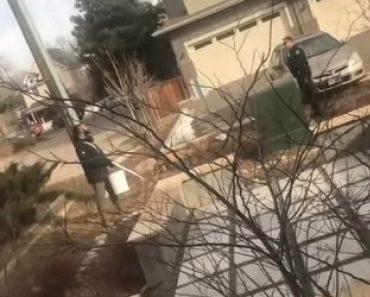 Polícia Investigada Por Ameaçar Homem Que Tirava Lixo Da Sua Propriedade 2