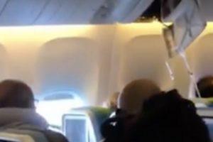Vídeo Mostra Resultado De Forte Turbulência Que Deixou 30 Feridos Em Voo 9