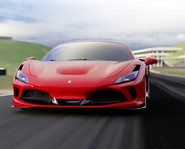 Por Dentro Da Aerodinâmica e Das Performances Fantásticas do Novo Ferrari F8 Tributo 3