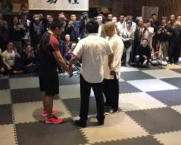 O Que Acontece Quando Um Lutador de MMA Enfrenta Um Mestre De Tai Chi 7