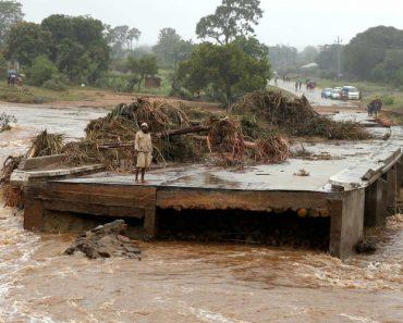 Imagens Aéreas Mostram Devastação Provocada Por Ciclone Idai 8