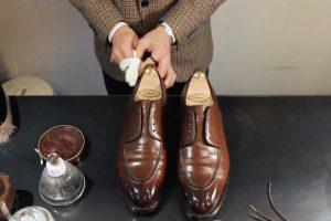 O Campeão Japonês a Limpar Sapatos… é Hipnotizante! 10