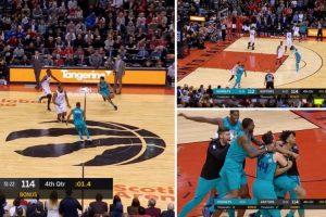 Há Cestos Que Ficam Para a História Do Basquetebol… e Este Na NBA é Um Deles! 10