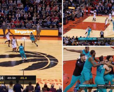 Há Cestos Que Ficam Para a História Do Basquetebol… e Este Na NBA é Um Deles! 6