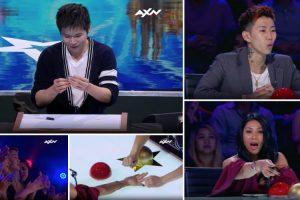 Mágico Faz Moedas Desaparecerem Fisicamente No Asia's Got Talent De Forma Surpreendente 9