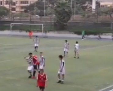 Jogador Dos Iniciados Suspenso Por 2 Anos Após Agredir Rival à Cabeçada 5