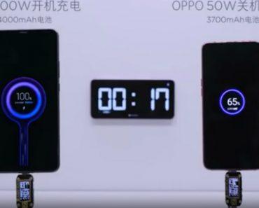 Nova Tecnologia Da Xiaomi Permite Carregar Totalmente Um Telemóvel Em Apenas 17 Minutos 3