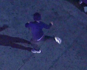 Homem Faz Breakdance Antes De Ser Detido 1