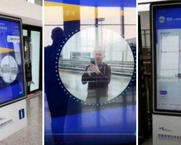 Aeroporto Disponibiliza Todas As Informações Sobre O Voo Dos Passageiros Através De Detetor Facial 3
