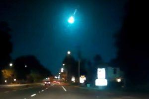 Luz Caiu Do Céu. A Noite Que Foi Iluminada Por Um Meteorito 10