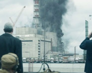 Desastre De Chernobyl Terá Direito a Série De Televisão 1
