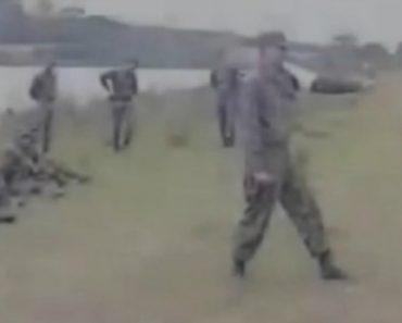 O Treino De Lançamento De Granada Que Quase Matou Os Militares De Susto 7