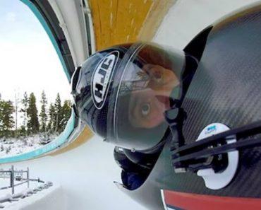 Gopro Mostra Como é Descer Numa Pista De Bobsled Em 360 Graus 4