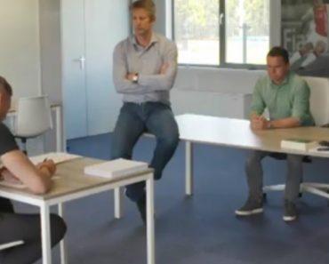 Ajax Obriga Reforço a Escrever 100 Vezes Que Clube é o Melhor Da Holanda 1